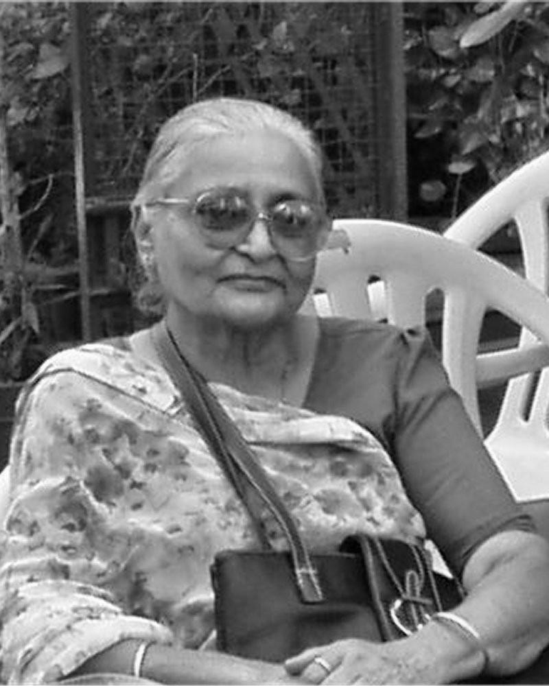 Nirmala P Upadhyaya