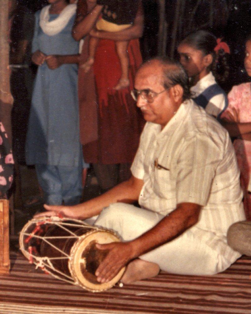 Pankajbhai Trivedi